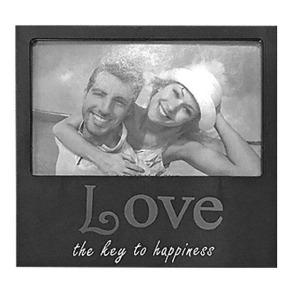 ΚΟΡΝΙΖΑ ΜΑΥΡΗ LOVE 10x15cm Homie 321848