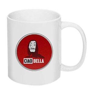 ΚΟΥΠΑ ΑΣΠΡΗ CIAO BELLA 350ml 4teen-4ty 401086