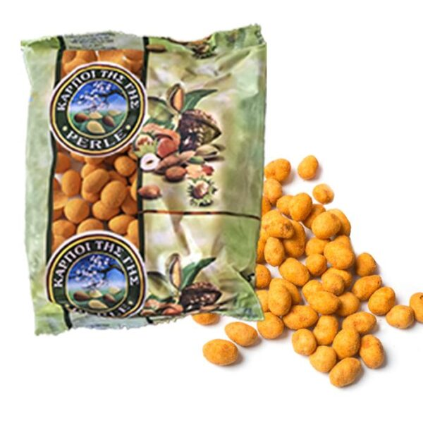 PARTY SNACK COATED PEANUTS 100gr  PERLE