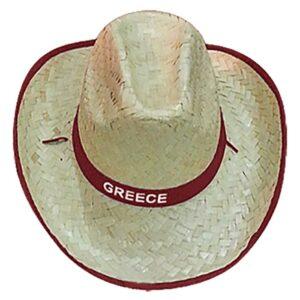 ΚΑΠΕΛΟ GREECE COWBOY ΠΛΕΧΤΟ 35