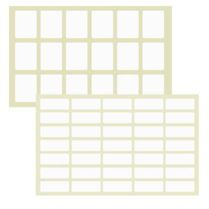 ΕΤΙΚΕΤΑΚΙΑ ΑΥΤΟΚΟΛΛΗΤΑ ΠΑΚ=40Φ ΦΥΛΛΟ=13x9cm Justnote 7051