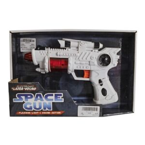 SPACE GUN ΜΠΑΤΑΡΙΑΣ 30x19cm ToyMarkt 88491