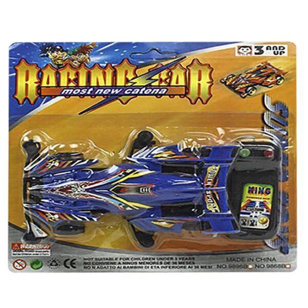 ΟΧΗΜΑ RACING CAR ΚΑΛΩΔΙΟΥ ΣΕ ΚΑΡΤΕΛΑ 19x19cm ToyMarkt 88567