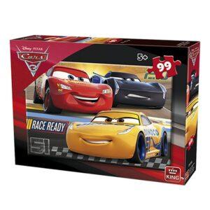 ΠΑΖΛ 99 ΤΕΜ CARS  King International 5696