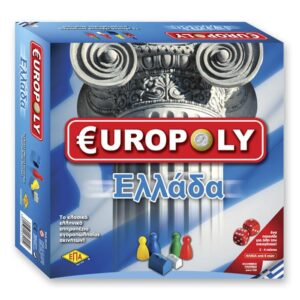 EYROPOLY ΕΛΛΑΔΑ 27x27cm ΕΠΑ 03-215