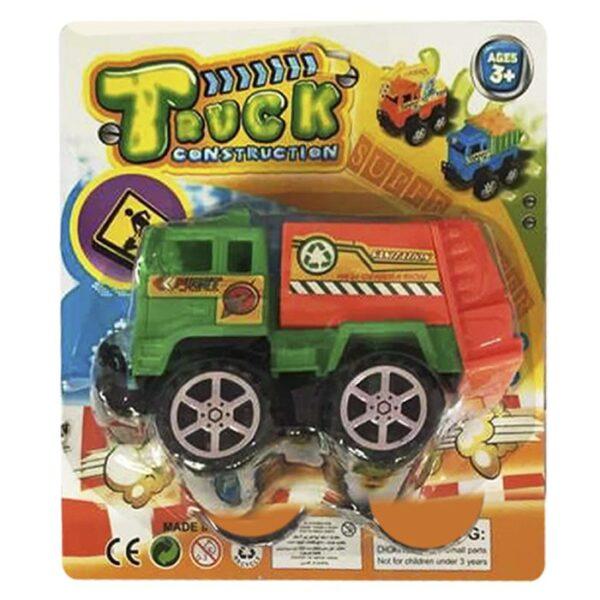 ΚΑΡΤΕΛΑ ΦΟΡΤΗΓΟ PULL BACK 18x21cm ToyMarkt 901879