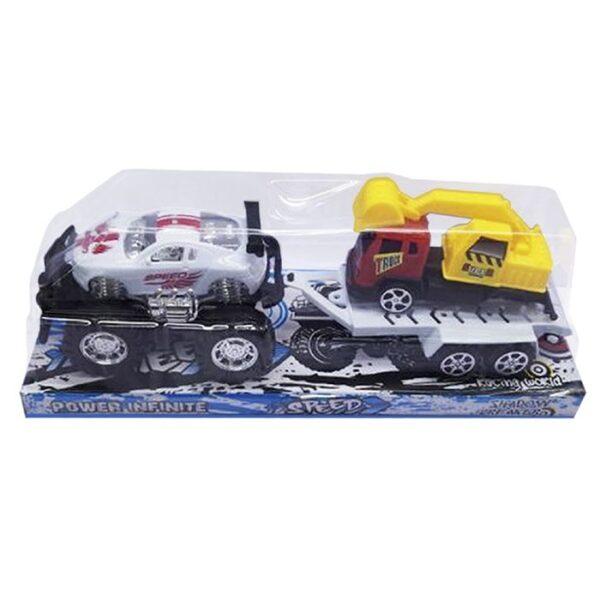 ΤΖΙΠΑΚΙ ΦΡΙΞΙΟΝ & ΔΟΜΙΚΟ ΟΧΗΜΑ 27cm ToyMarkt 901960
