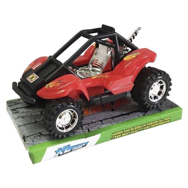 BEACH BUGGY FRICTION CAR 20cm ToyMarkt 901991