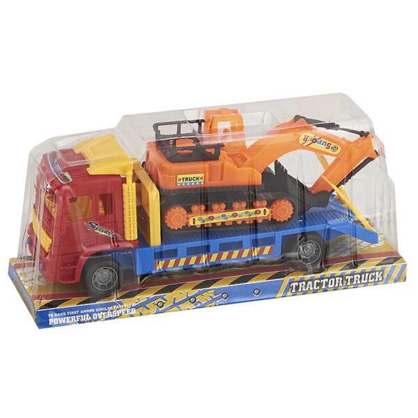 ΝΤΑΛΙΚΑ ΦΡΙΞΙΟΝ & ΕΚΣΚΑΦΕΑΣ 28x13x9cm ToyMarkt 902015