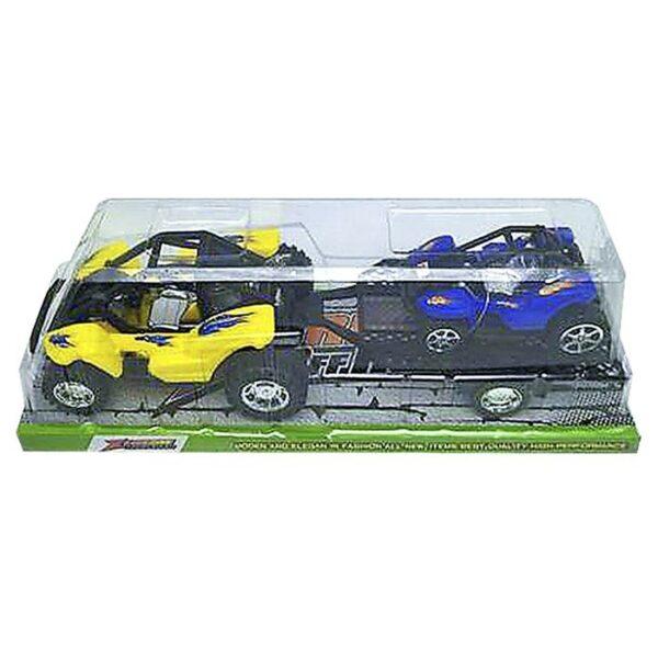 BEACH BUGGY FRICTION & ΣΥΡΟΜΕΝΟ BEACH BUGGY 37cm ToyMarkt 902029