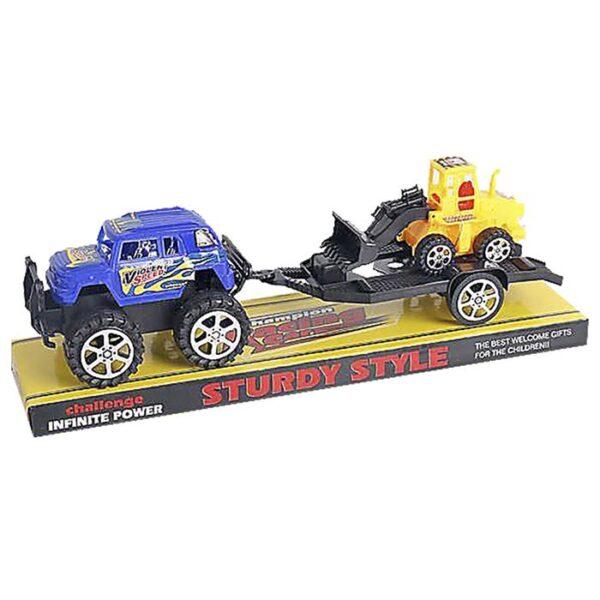 ΤΖΙΠ ΦΡΙΞΙΟΝ & ΡΥΜΟΥΛΚΑ ΜΕ ΔΟΜΙΚΟ 35cm ToyMarkt 902037
