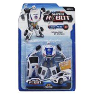 ΗΡΩΑΣ SUPER ROBOT ΣΕ ΚΑΡΤΕΛΑ 19x29cm ToyMarkt 912963