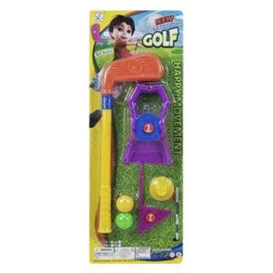 ΣΕΤ GOLF ΣΕ ΚΑΡΤΕΛΑ 19x52cm ToyMarkt 913019