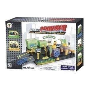 ΠΛΥΝΤΗΡΙΟ ΑΥΤΟΚΙΝΗΤΩΝ 31x21cm ToyMarkt 913025