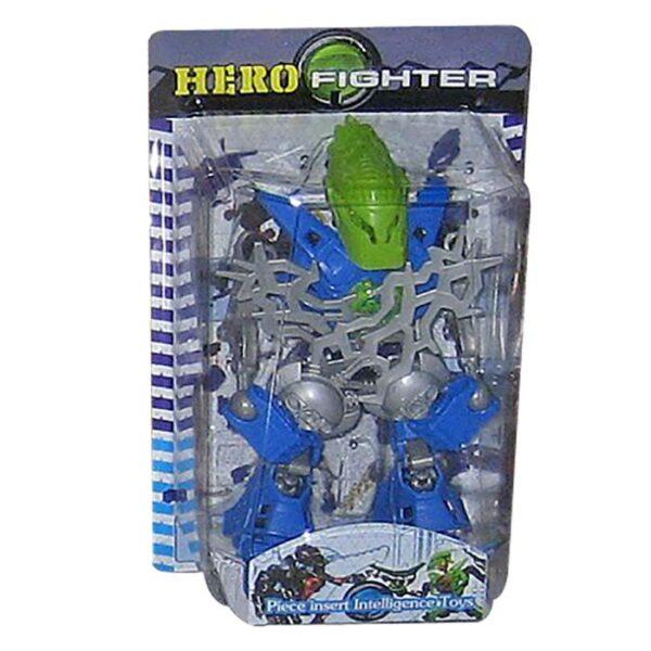 ΚΑΡΤΕΛΑ HERO FIGHTER 12x21cm ToyMarkt 913069