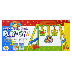 ΒΡΕΦΙΚΟ PLAY  GYM 51x23cm ToyMarkt 94323