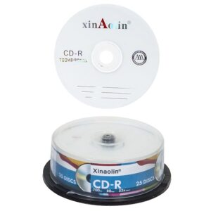 CD ΣΕ ΘΗΚΗ ΓΙΑ 25CD  Justnote 10924