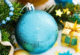 square small ornaments